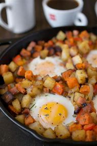 Easy Breakfast Recipes with Potatoes and Eggs
