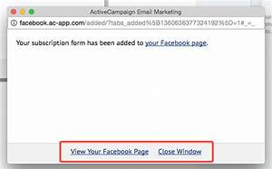 how do i add or remove a form from my facebook page With where to fax documents cheap