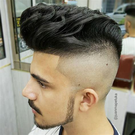 fade haircuts  men