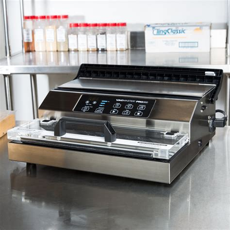 ary vacmaster pro  external vacuum packaging machine   seal bar