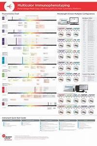 Chart Lab Free Fluorochrome Chart For Easy Panel Design Beckman