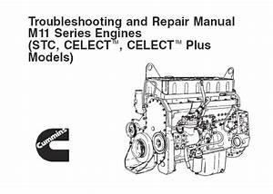 Cummins M11 Series Engines  Stc  Celect  Celect Plus