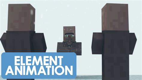 christmas with the villagers minecraft animation youtube