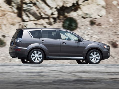 Mitsubishi Outlander 2011 Review by 2011 Mitsubishi Outlander Price Photos Reviews Features
