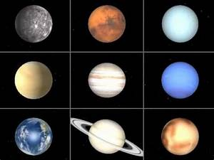 All Nine Planets (page 4) - Pics about space