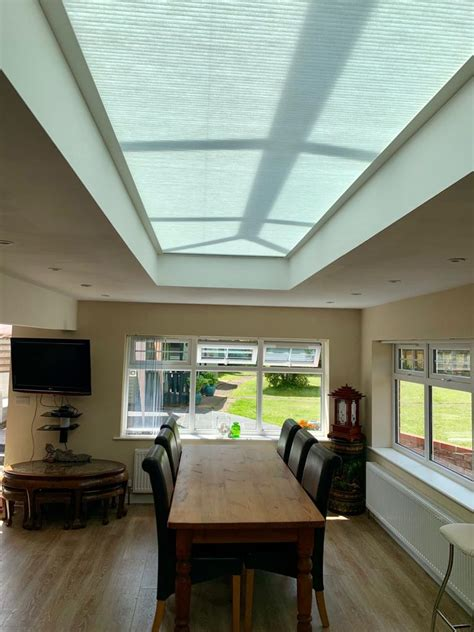 clearview lantern roof blind appeal home shading