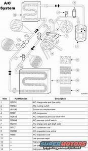 1994 ford crown victoria diagrams picture supermotorsnet With low pressure switch then branches off through the high pressure switch