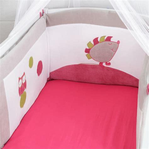tour de lit bebe fille linge de lit b 233 b 233 pas cher tour de lit b 233 b 233 fille picpic kinousses kinousses