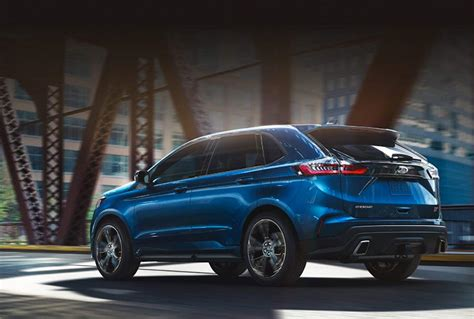 2019 Ford Edge New Design by 2019 Ford Edge In Winter Fl Serving Lakeland