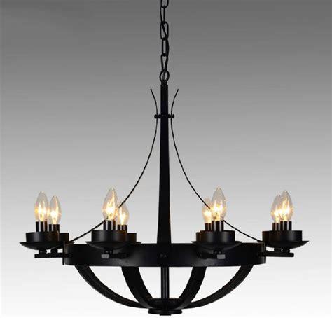 farmhouse chandelier lighting post modern iron 8 lights chandelier farmhouse