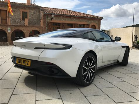 aston martin db11 v8 creating the sound photos caradvice