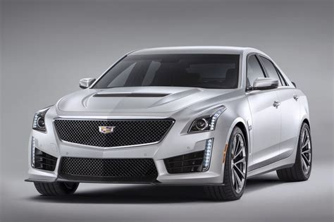 Cadillac Unleashes 2016 Cts-v With 640 Bhp