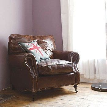 Distressed Leather Armchair by 40 Best Images About Brown Leather Armchairs On