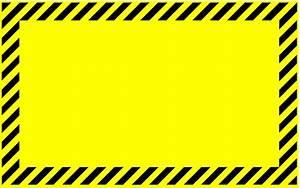 Blank Caution Sign clip art - vector clip art online ...
