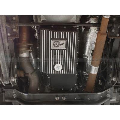 afe transmission pan afe machined