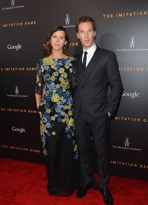 Video: Benedict Cumberbatch and fiancee Sophie Hunter make ...