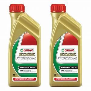 Castrol Edge Professional 0w 30 : castrol edge professional fully synthetic ll04 0w30 bmw ~ Jslefanu.com Haus und Dekorationen
