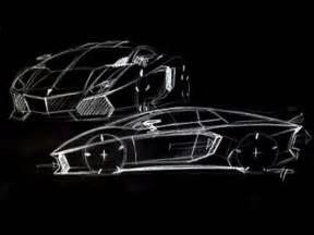lamborghini aventador lp   supercar sketches