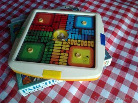El parchís es un juego de mesa derivado del pachisi y similar al ludo, al parqués y al parcheesi. antiguo juego de la oca / parchís * dado automá - Comprar Juegos de mesa antiguos en ...