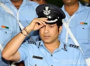 Sachin Tendulkar looks striking in the Indian Air Force ...