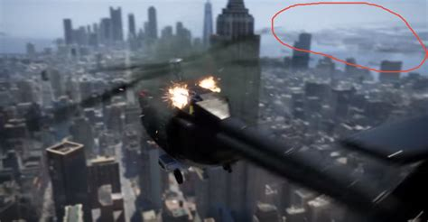 Spiderman Ps4 Skyline Spiderman