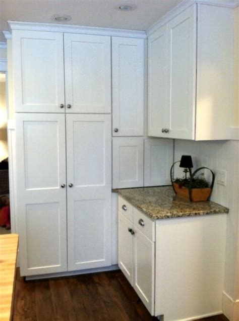 floor to ceiling kitchen pantry my real usable organized unpretty pantry andrea dekker 6654