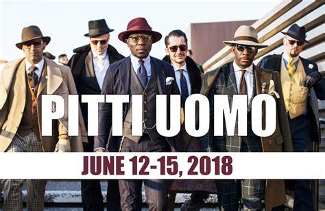 ton brands pitti uomo june 12 15 2018 the fashiongton post