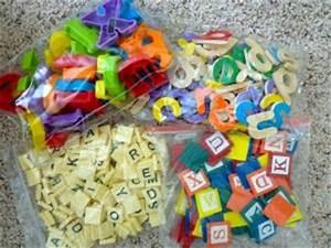 building letter recognition sensory bin letter hunt my With michaels magnetic letters