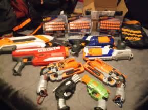 Nerf Gun Battles Wars