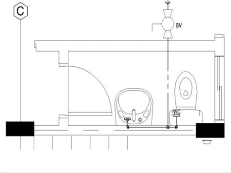 Powder Room Layouts And Size Powder Room Floor Plans