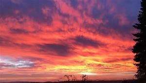 Bilder Vom Himmel : wenn der himmel brennt schaffhauser nachrichten ~ Buech-reservation.com Haus und Dekorationen