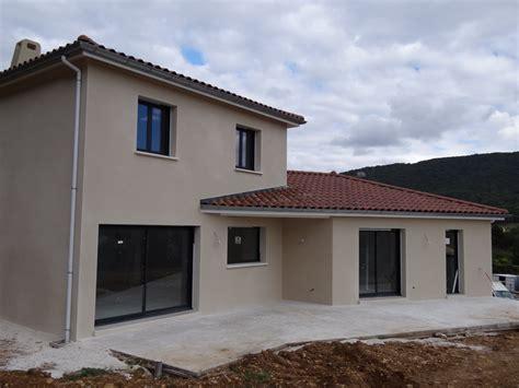 plan de maison a etage 5 chambres maison neuve contemporaine avec sous sol à châteauneuf sur