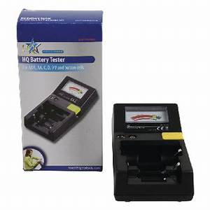 Testeur De Batterie Professionnel : testeur de piles accus batteries aaa aa c d 9v et pile bouton ebay ~ Melissatoandfro.com Idées de Décoration
