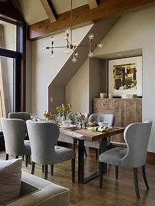 Stühle Modern Esszimmer : wohnideen esszimmer retro einrichtung blaue st hle wand ~ Michelbontemps.com Haus und Dekorationen
