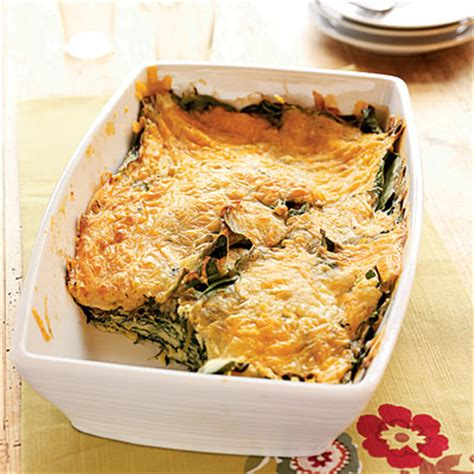 spinach casserole with cottage cheese spinach cheese bake