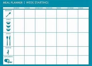 monthly weekly meal planner template microsoft excel With monthly dinner calendar template
