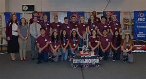 Newsroom | Cimarron-Memorial High School robotics team ...