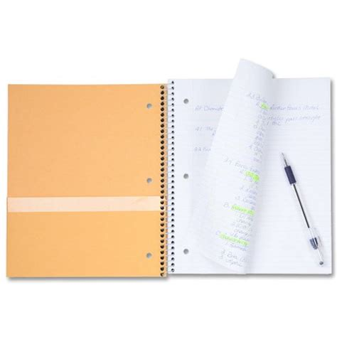 2 inch notebooks five star wirebound notebook 1 subject 100 college ruled