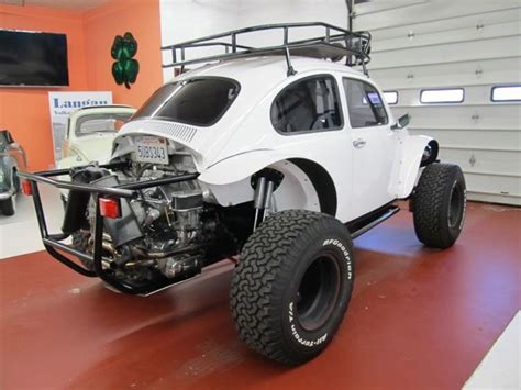 Check Out This Volkswagen Beetle Converted Into A Baja Bug