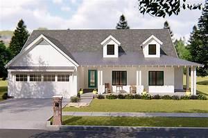 Modern Farmhouse Plan - 62637DJ   Architectural Designs ...