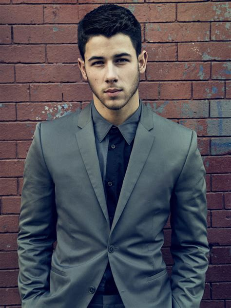 nick jonas discusses confidence in a character on kingdom tv show idolator