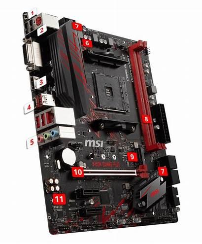 B450m Gaming Msi B450 Ddr4 Hdmi Am4