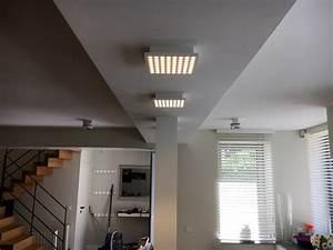 Luminaire Led Plafond : ikea plafonnier chambre ~ Edinachiropracticcenter.com Idées de Décoration