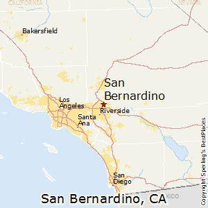 places    san bernardino california