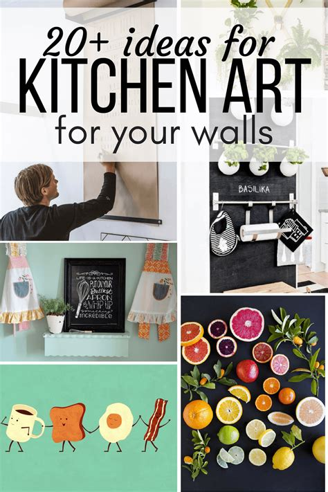 gorgeous kitchen art ideas youll love love