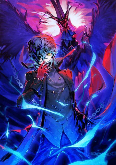 Persona 5 Arsene Wallpaper Shin Megami Tensei Persona 5 Mobile Wallpaper 2100311 Zerochan Anime Image Board