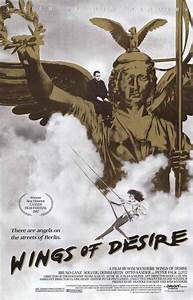Wings of Desire Movie Posters From Movie Poster Shop
