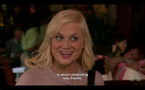 Galentine's Day Leslie Knope