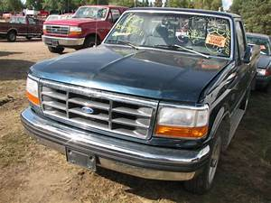 1995 Ford F150 Pickup 5spd Manual Transmission  19964335