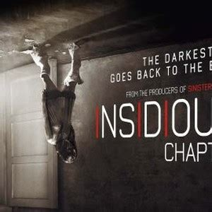Insidious: Chapter 3 (2015) - Rotten Tomatoes